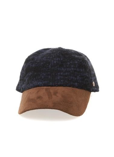 Bay Şapkacı Bay Şapkaci Ayarlanabilir Lacivert  Kasket Renkli